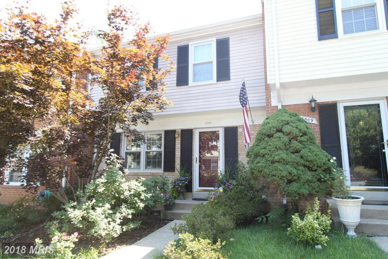 Modest Townhome In Springfield at Danbury Forest thumbnail