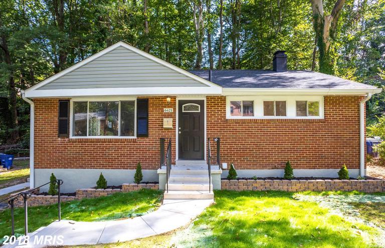 Enchanting $490,000 Brick Home With New Deck At 6421 Berkshire Dr In Alexandria VA 22310 thumbnail