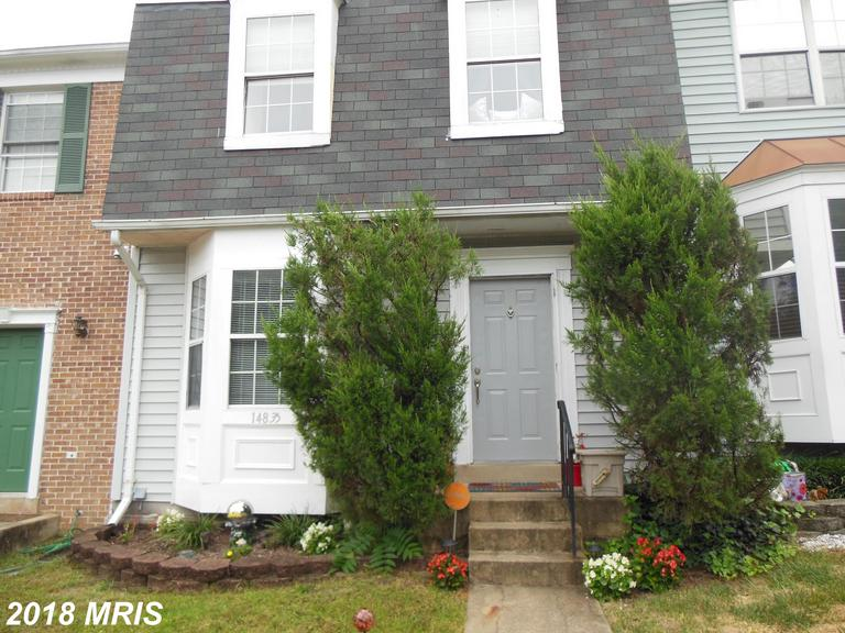Special Affordable $285,000 Townhome :: 14835 Winding Loop Woodbridge VA 22191 thumbnail