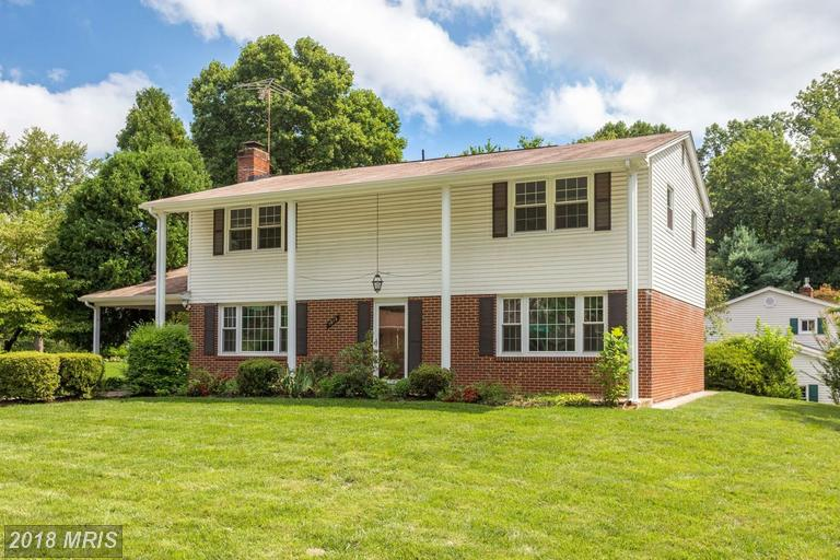 Mid 20th-Century Single-Family Residence In Northern Virginia thumbnail