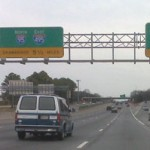 View of the Beltway