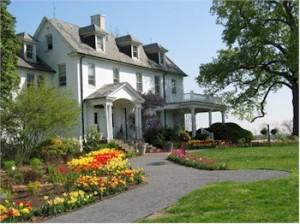 estate house at River Farm