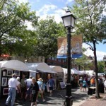 Arts Festival in Old Town