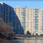 Stunning Views- Marina Towers is on the Potomac River