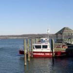 Alexandria Fire Boat