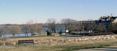 park on Potomac River