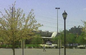 entrance to Eisenhower