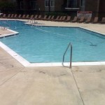 Pool at EOS-21