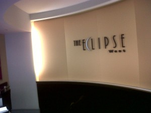 West Lobby of the Eclipse