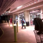 Harris Teeter parking entrance
