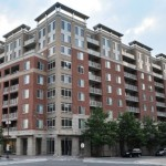 Hawthorn condominiums in Arlington VA