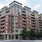 Hawthorn condominiums in Arlington VA