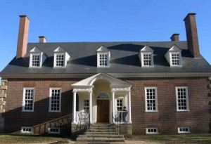 manor of George Mason IV
