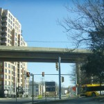 metro overpass