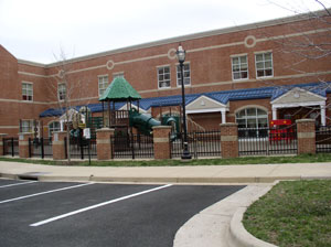 School in Cameron Station