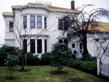 an Italianate home