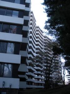 Olympus, side view