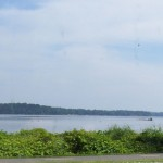 cycling on the Potomac