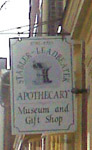 sign at Stabler Leadbeater