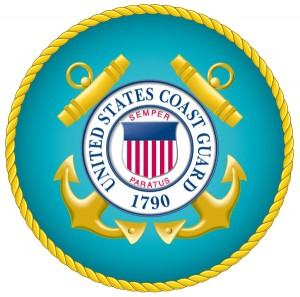 US Coast Guard seal