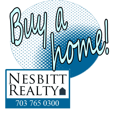 Call Nesbitt Realty if you need help buying a home in Northern VA.