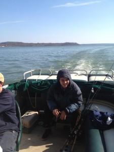 Fish the Potomac River