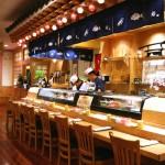 sushi in Alexandria