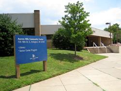 Aurora Hills Community Center