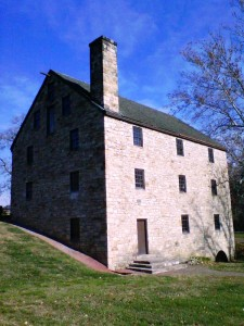 George Washington's Gristmill and Distillery