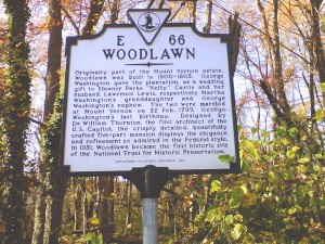 Woodlawn's reminder of its beautiful history
