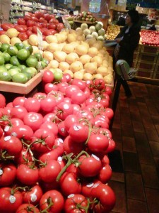 Whole Foods offering natural organic produce