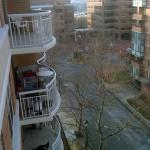 Braddock Place balcony