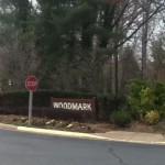 Townhouses in Woodmark