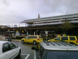 King Street Metro Station
