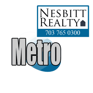 real estate near Metro