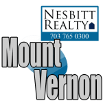 Guide to real estate in Mount Vernon and Fort Hunt VA