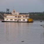 Paddlewheeling the Potomac