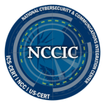 National Cybersecurity and Communications Integration Center logo