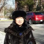 Julie Nesbitt ready for Winter