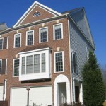 two-car garage townhouse