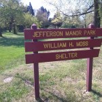Jefferson Manor Located Near the Park