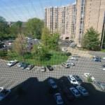 upper parking lot