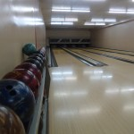 The bowling alley at Montebello