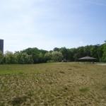 Fresh air and an open field