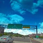 Approaching Richmond Highway