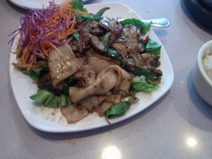 Thai Cafe in Springfield Virginia