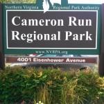 Welcome to Cameron Run Park