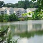 condos near a lake