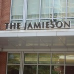 The Jamieson is close to several parks
