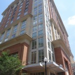 The Jamieson is close to Powtomac Crossing, a garden style condominium community closer to DC